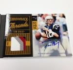 Panini America Tom Brady Signs! (61)