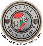 Roundtable Shop of the Month