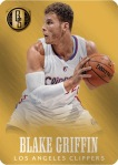 2013-14 Gold Standard Basketball Griffin