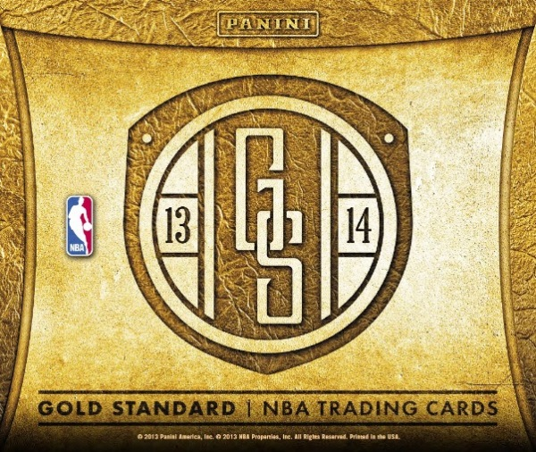 2013-14 Gold Standard Basketball Main