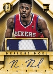 2013-14 Gold Standard Basketball Noel