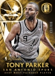 2013-14 Gold Standard Basketball Parker
