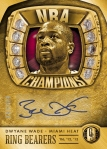 2013-14 Gold Standard Basketball Wade