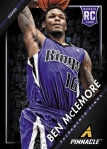 2013-14 Pinnacle Basketball McLemore