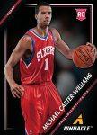 2013-14 Pinnacle Basketball MCW