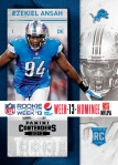 2013 Pepsi NEXT NFL Rookie of the Week 13 Nom 1