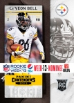 2013 Pepsi NEXT NFL Rookie of the Week 13 Nom 3