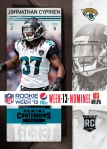 2013 Pepsi NEXT NFL Rookie of the Week 13 Nom 5