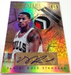 Panini America 2010-11 Gold Standard & Black Box Basketball (1)