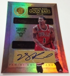 Panini America 2010-11 Gold Standard & Black Box Basketball (13)