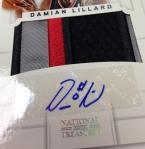 Panini America 2012-13 Damian Lillard Wrapper Redemption RCs (22)