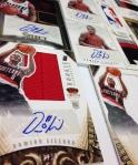 Panini America 2012-13 Damian Lillard Wrapper Redemption RCs (30)