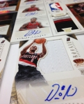 Panini America 2012-13 Damian Lillard Wrapper Redemption RCs (32)