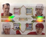 Panini America 2013-14 Dominion Hockey Packout Live Twitter (23)