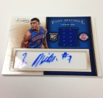 Panini America 2013-14 Timeless Treasures Basketball QC (1)
