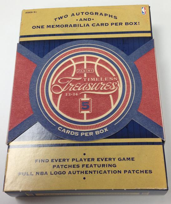 Panini America 2013-14 Timeless Treasures Basketball QC (2)