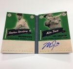 Panini America 2013 America's Pastime Baseball Early Autos (18)