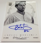 Panini America 2013 America's Pastime Baseball Early Autos (21)