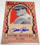 Panini America 2013 America's Pastime Baseball Early Autos (35)