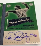 Panini America 2013 America's Pastime Baseball Early Autos (4)