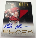 Panini America 2013 Black Football First Autos (14)