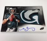 Panini America 2013 Black Football First Autos (17)