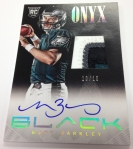 Panini America 2013 Black Football First Autos (19)
