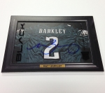 Panini America 2013 Black Football First Autos (20)
