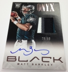 Panini America 2013 Black Football First Autos (21)