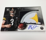 Panini America 2013 Black Football First Autos (23)