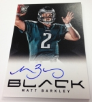 Panini America 2013 Black Football First Autos (26)