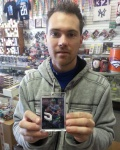 Panini America 2013 Black Friday Fruitman 3