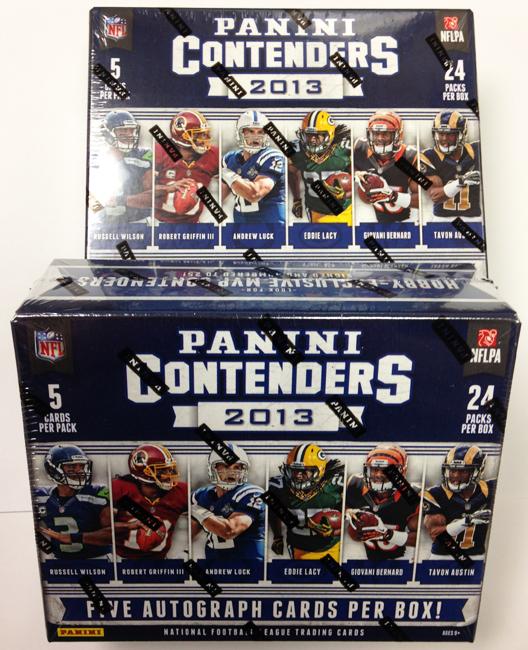 Panini America 2013 Contenders Football Teaser (1)