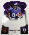 Panini America 2013 Crown Royale Football Pre-Ink Peek (10)