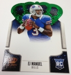 Panini America 2013 Crown Royale Football Pre-Ink Peek (12)
