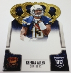 Panini America 2013 Crown Royale Football Pre-Ink Peek (15)