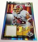 Panini America 2013 Limited Football Game Day Materials (1)