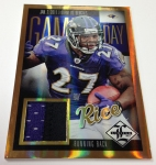Panini America 2013 Limited Football Game Day Materials (11)