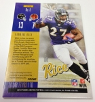 Panini America 2013 Limited Football Game Day Materials (12)