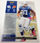 Panini America 2013 Limited Football Game Day Materials (16)