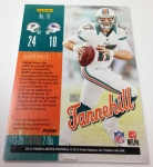 Panini America 2013 Limited Football Game Day Materials (18)