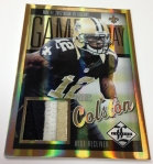 Panini America 2013 Limited Football Game Day Materials (19)