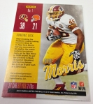 Panini America 2013 Limited Football Game Day Materials (2)