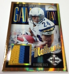 Panini America 2013 Limited Football Game Day Materials (21)