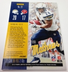 Panini America 2013 Limited Football Game Day Materials (22)