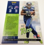 Panini America 2013 Limited Football Game Day Materials (24)