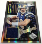 Panini America 2013 Limited Football Game Day Materials (25)