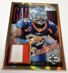 Panini America 2013 Limited Football Game Day Materials (27)