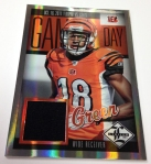 Panini America 2013 Limited Football Game Day Materials (5)