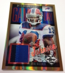Panini America 2013 Limited Football Game Day Materials (7)